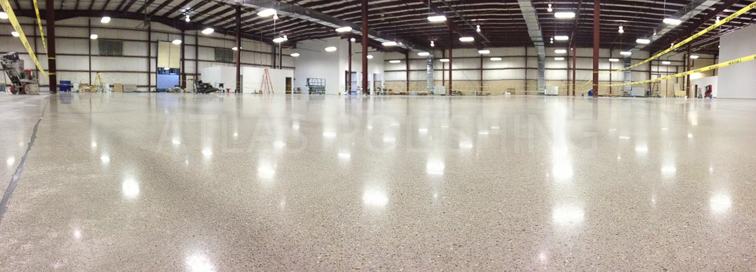 Polished Concrete Atlas Polishing