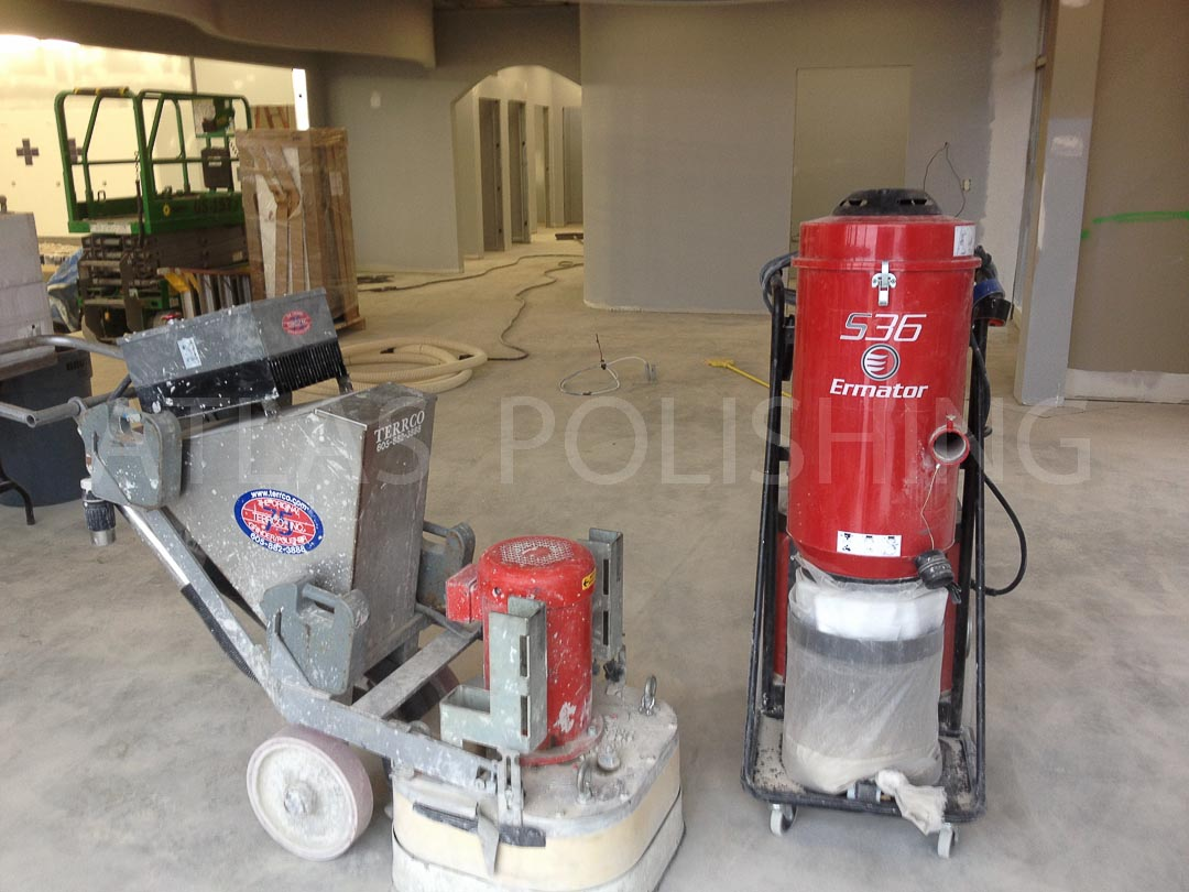 Floor removal surface prep atlas polishing rubber flooring removal dailygadgetfo Images